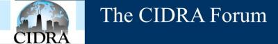 CIDRA Forum logo